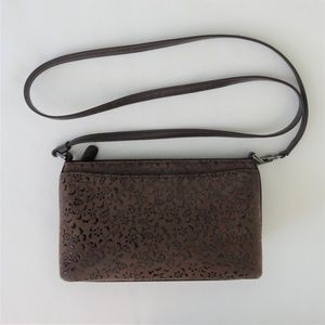 Indenya Chocolate Brown Purse from Japan